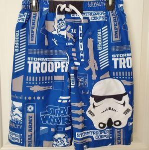 Star Wars board shorts for boys